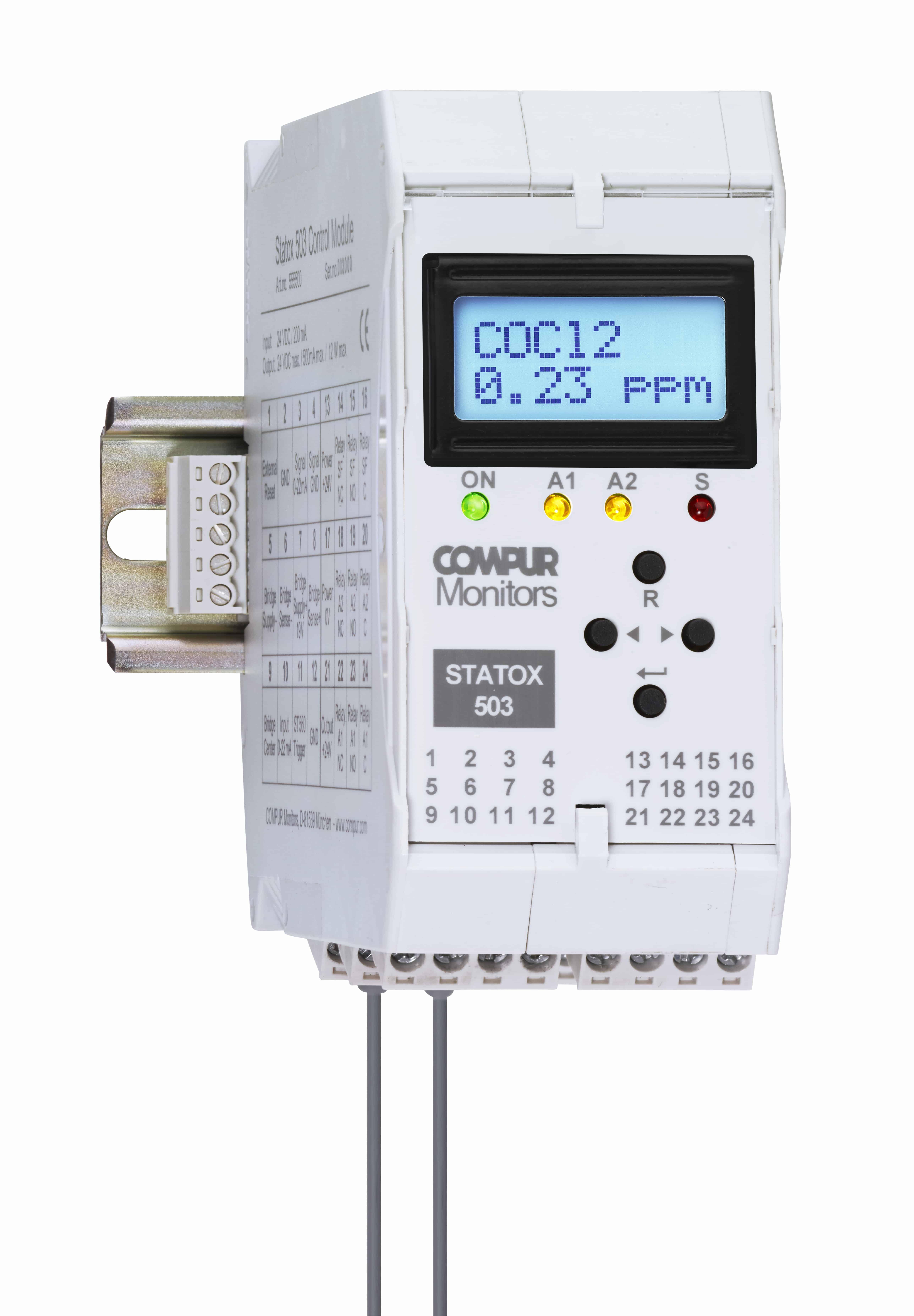 Statox 503 Control Modul